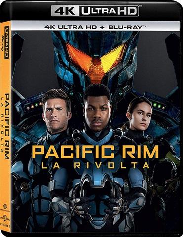 PACIFIC RIM: LA RIVOLTA (4K UHD+BLU-RAY)