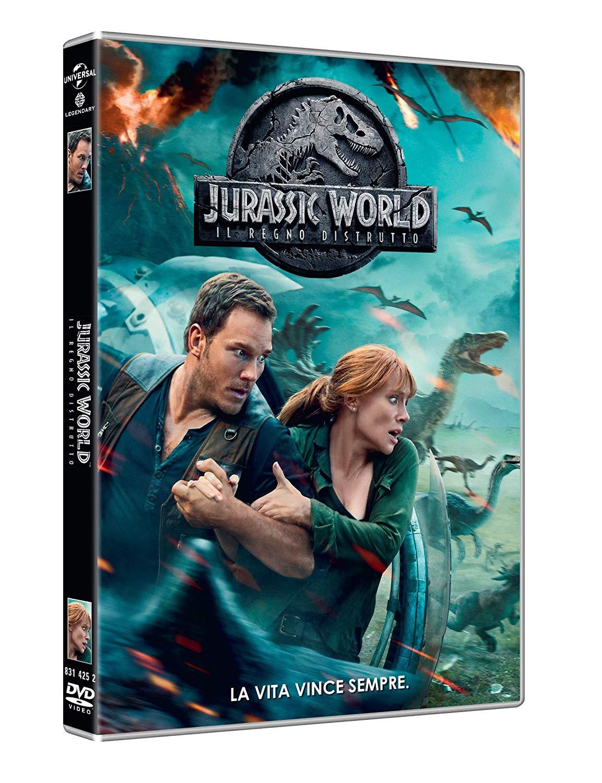 JURASSIC WORLD: IL REGNO DISTRUTTO (DVD)