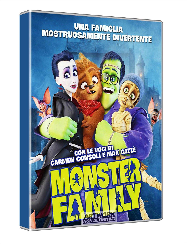 MONSTER FAMILY (DVD)