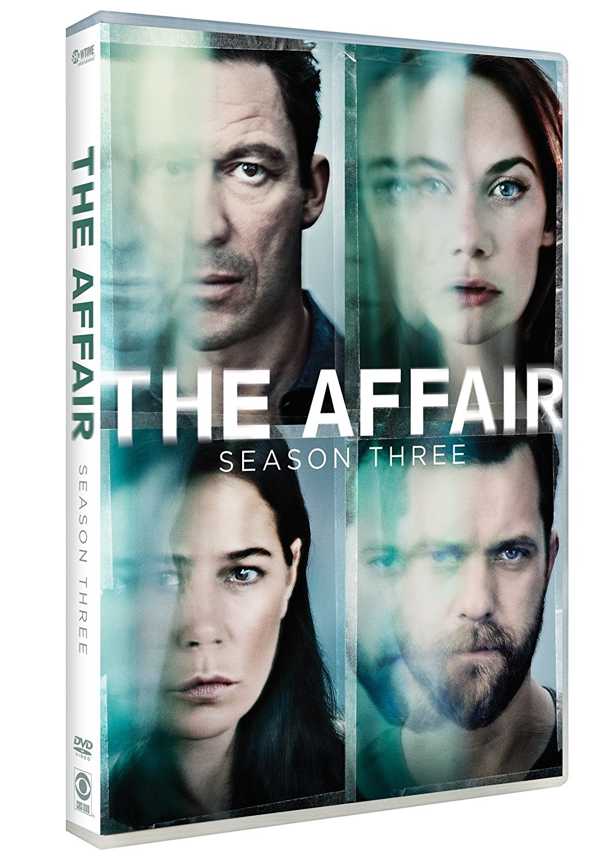 COF.THE AFFAIR - ST. 03 (4 DVD) (DVD)