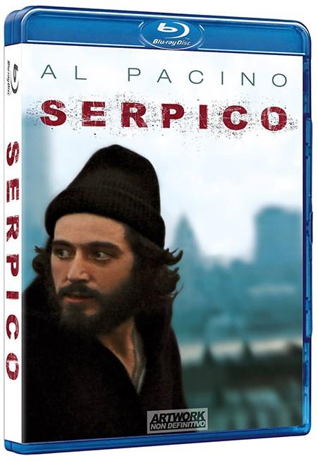 SERPICO - BLU RAY