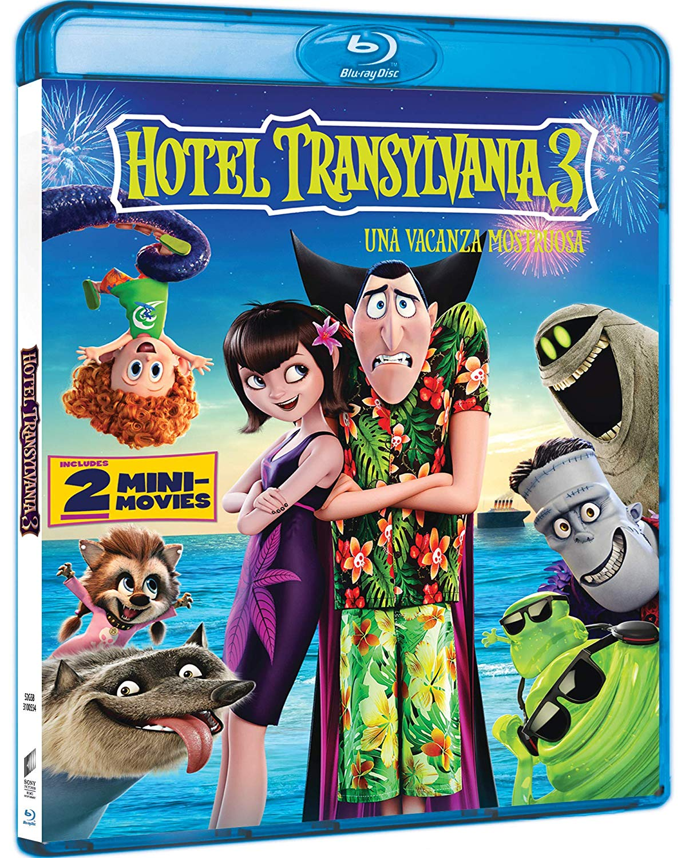 HOTEL TRANSYLVANIA 3 - BLU RAY