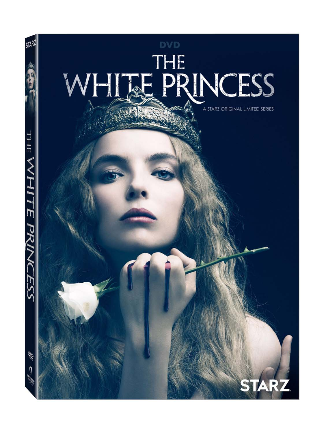 COF.THE WHITE PRINCESS - STAGIONE 01 (3 DVD) (DVD)