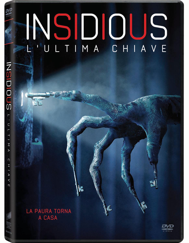 INSIDIOUS: L'ULTIMA CHIAVE (DVD)