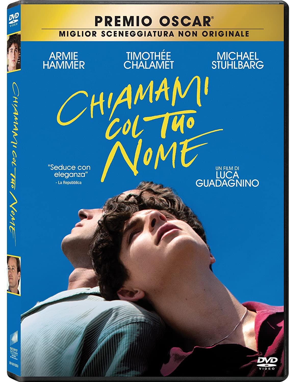 CHIAMAMI CON IL TUO NOME (DVD)