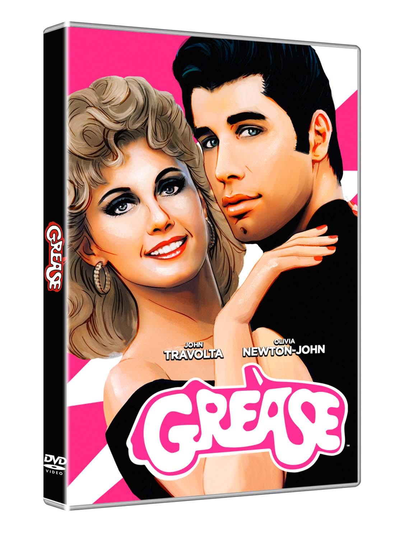 GREASE (EDIZIONE 40 ANNIVERSARIO) (DVD)