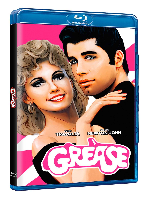 GREASE (EDIZIONE 40 ANNIVERSARIO) - BLU RAY