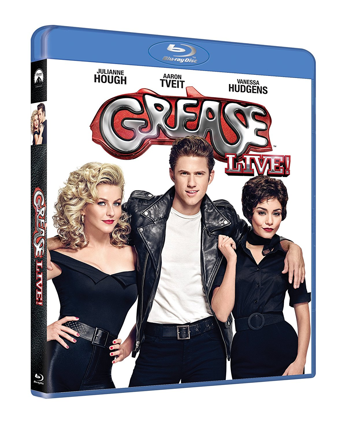 GREASE LIVE! - BLU RAY