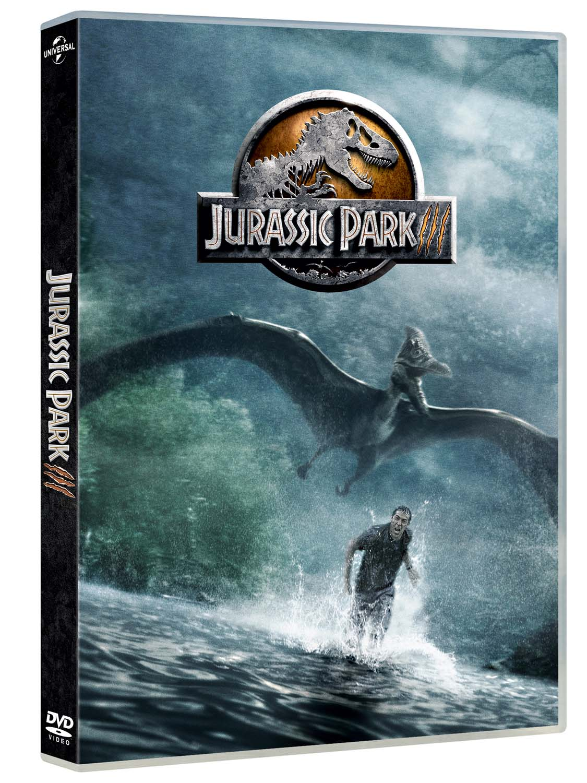 JURASSIC PARK 3 (DVD)