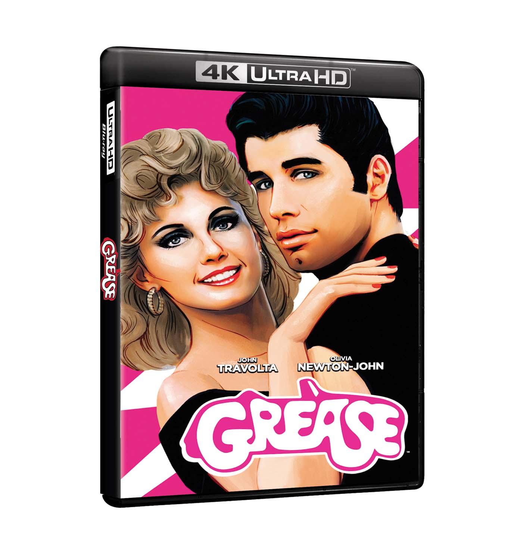 GREASE (EDIZIONE 40 ANNIVERSARIO) (4K UHD+BLU-RAY)