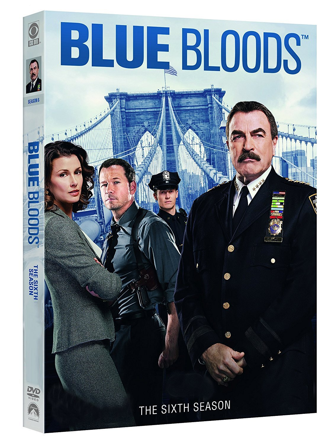 COF.BLUE BLOODS - STAGIONE 06 (6 DVD) (DVD)