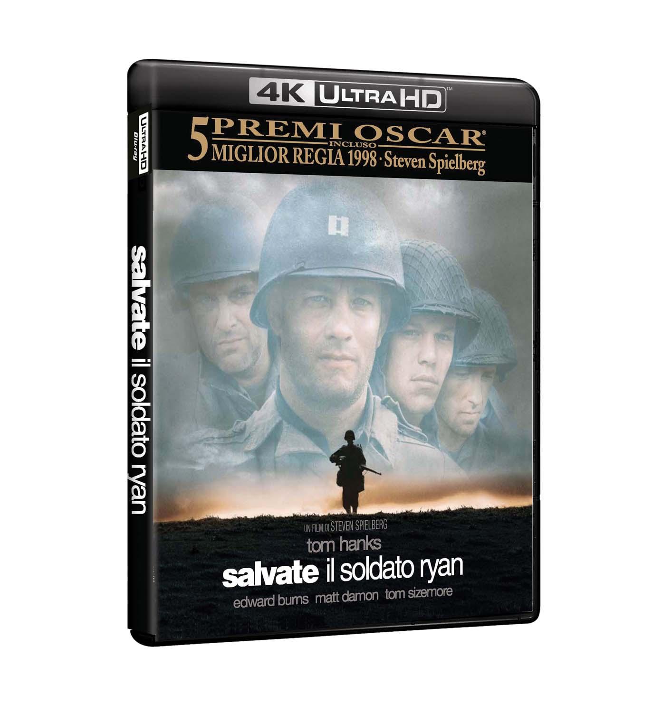 SALVATE IL SOLDATO RYAN (4K UHD+BLU-RAY)