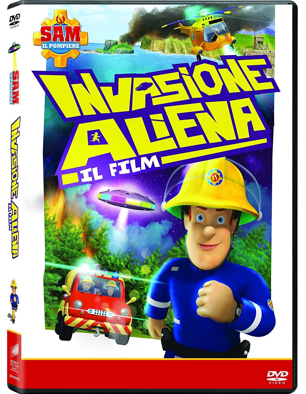 SAM IL POMPIERE - MINACCIA ALIENA (DVD)