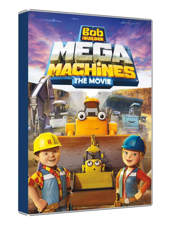 BOB AGGIUSTATUTTO - MACCHINE FANTASTICHE (DVD)