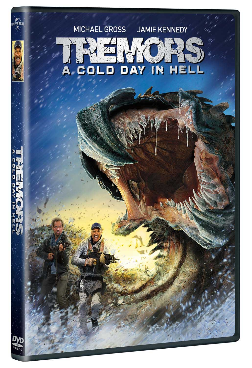 TREMORS A COLD DAY IN HELL (DVD)
