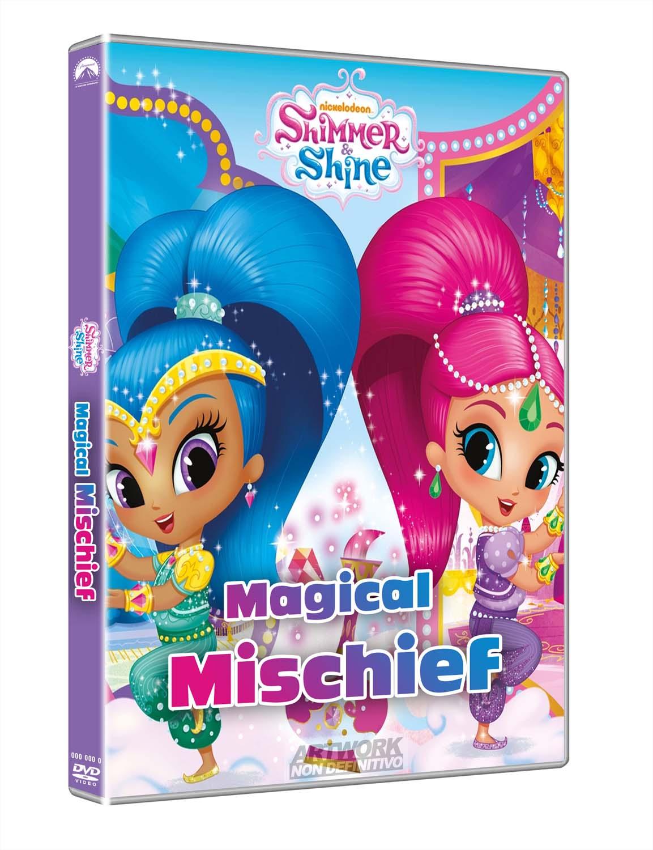 SHIMMER AND SHINE - MISFATTO MAGICO (DVD)