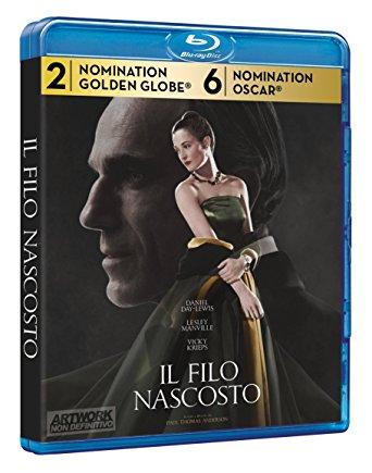 IL FILO NASCOSTO - BLU RAY