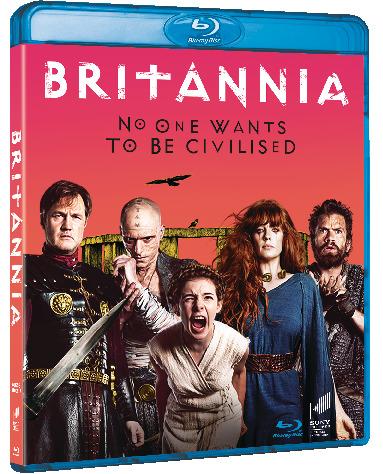 COF.BRITANNIA - STAGIONE 01 (3 BLU-RAY)