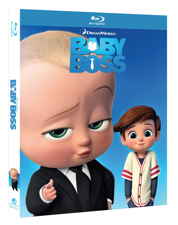 BABY BOSS - BLU RAY