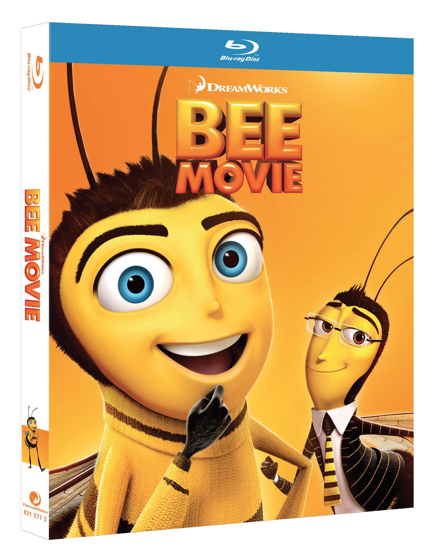 BEE MOVIE - BLU RAY