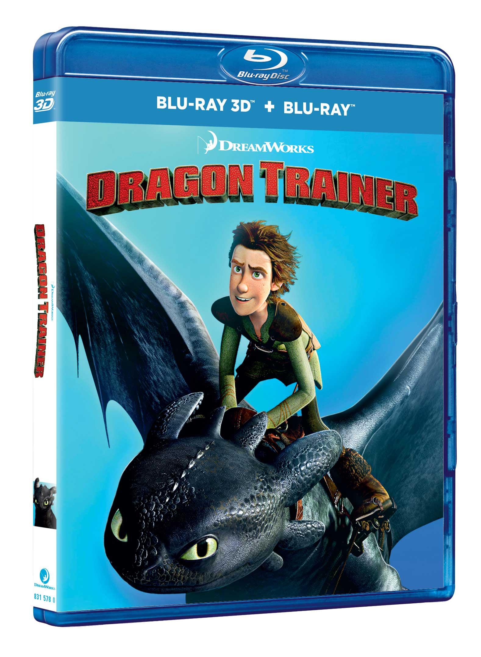 DRAGON TRAINER (BLU-RAY 3D+BLU-RAY)
