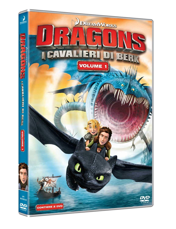 DRAGONS - I CAVALIERI DI BERK #01 (DVD)