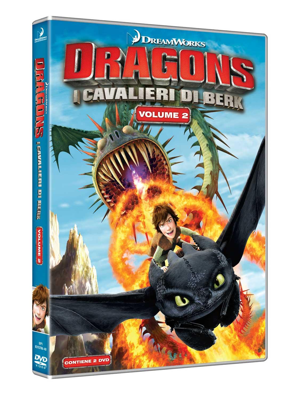 DRAGONS - I CAVALIERI DI BERK #02 (DVD)