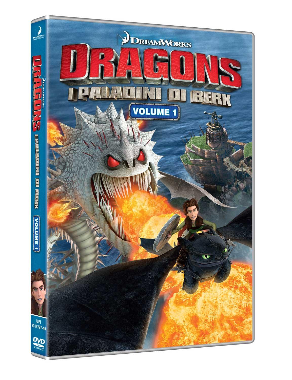 DRAGONS - I PALADINI DI BERK #01 (DVD)