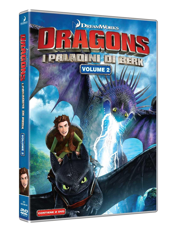 DRAGONS - I PALADINI DI BERK #02 (DVD)