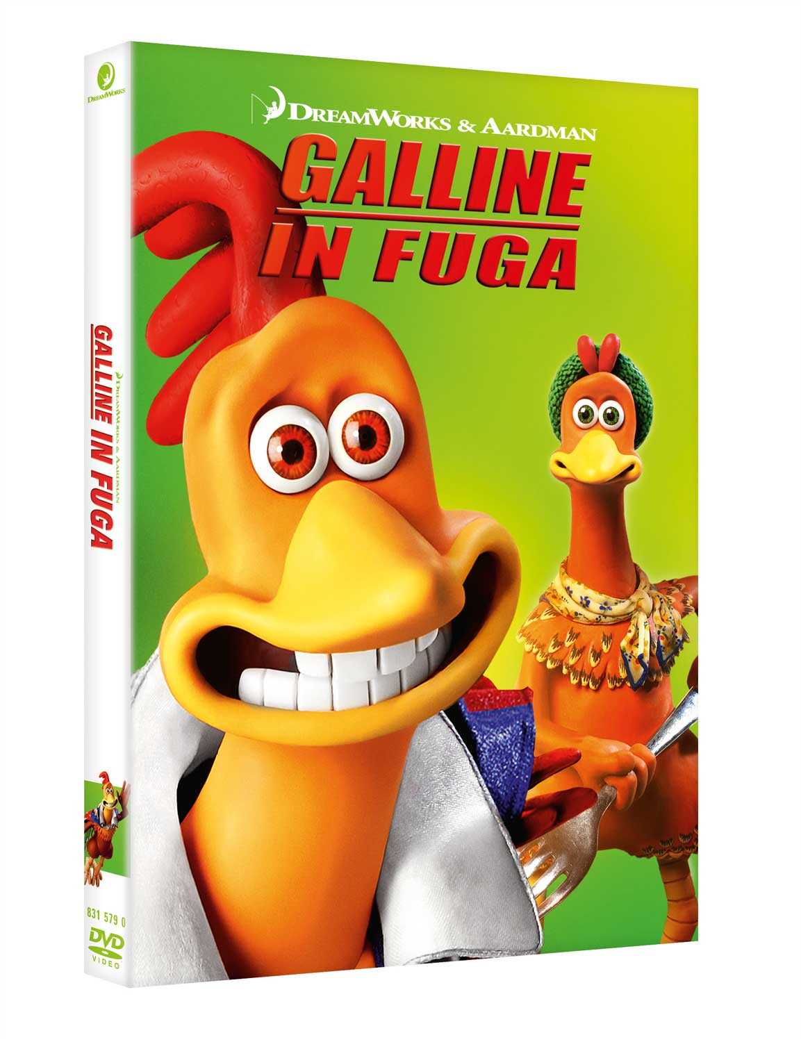 GALLINE IN FUGA (DVD)