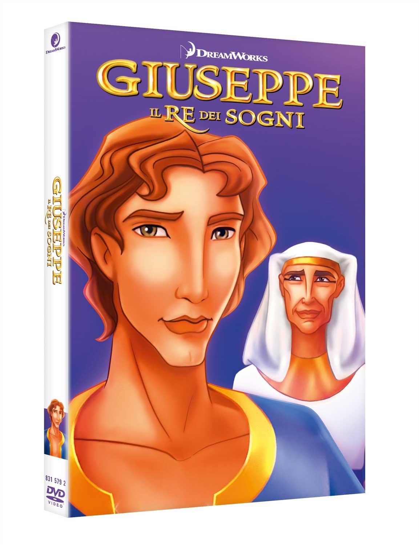 GIUSEPPE - IL RE DEI SOGNI (DVD)