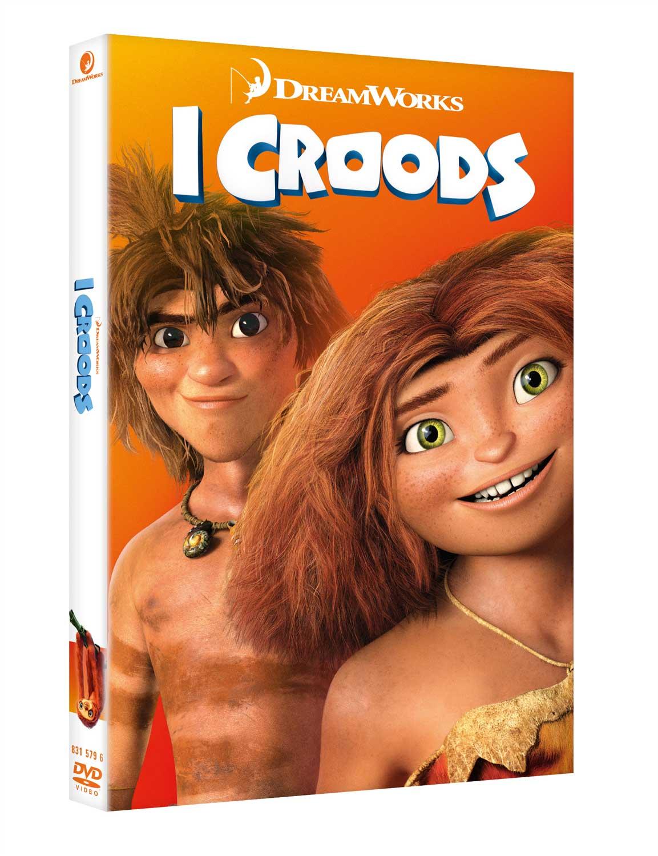 I CROODS (DVD)