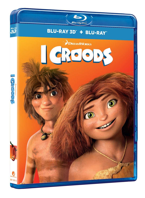 I CROODS (BLU-RAY 3D+BLU-RAY)