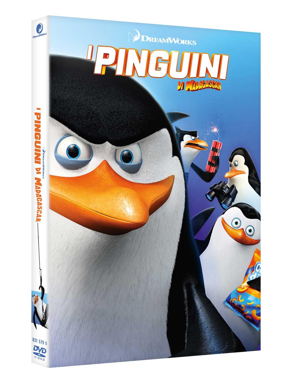 I PINGUINI DI MADAGASCAR (DVD)