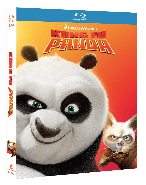 KUNG FU PANDA - BLU RAY