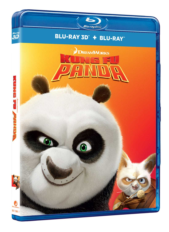 KUNG FU PANDA (BLU-RAY 3D+BLU-RAY)