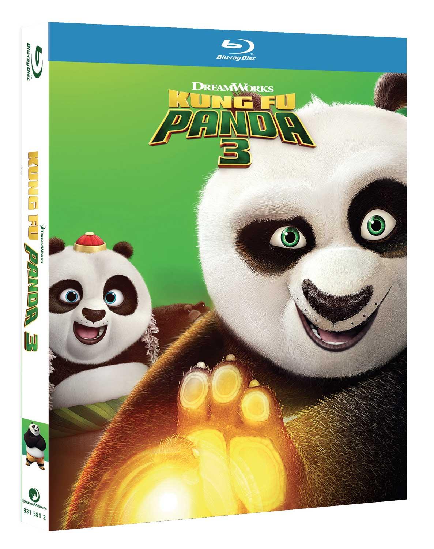 KUNG FU PANDA 3 - BLU RAY