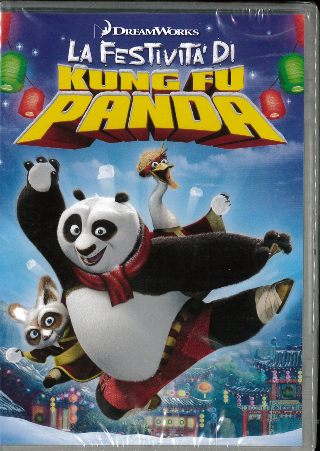 KUNG FU PANDA HOLIDAY (DVD)
