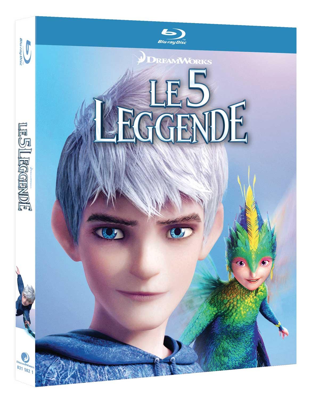 LE 5 LEGGENDE - BLU RAY