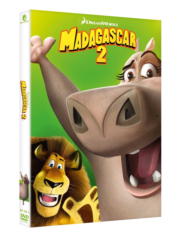 MADAGASCAR 2 - FUGA DALL'ISOLA (DVD)