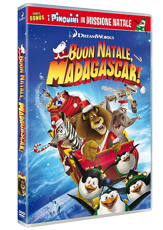BUON NATALE MADAGASCAR (DVD)