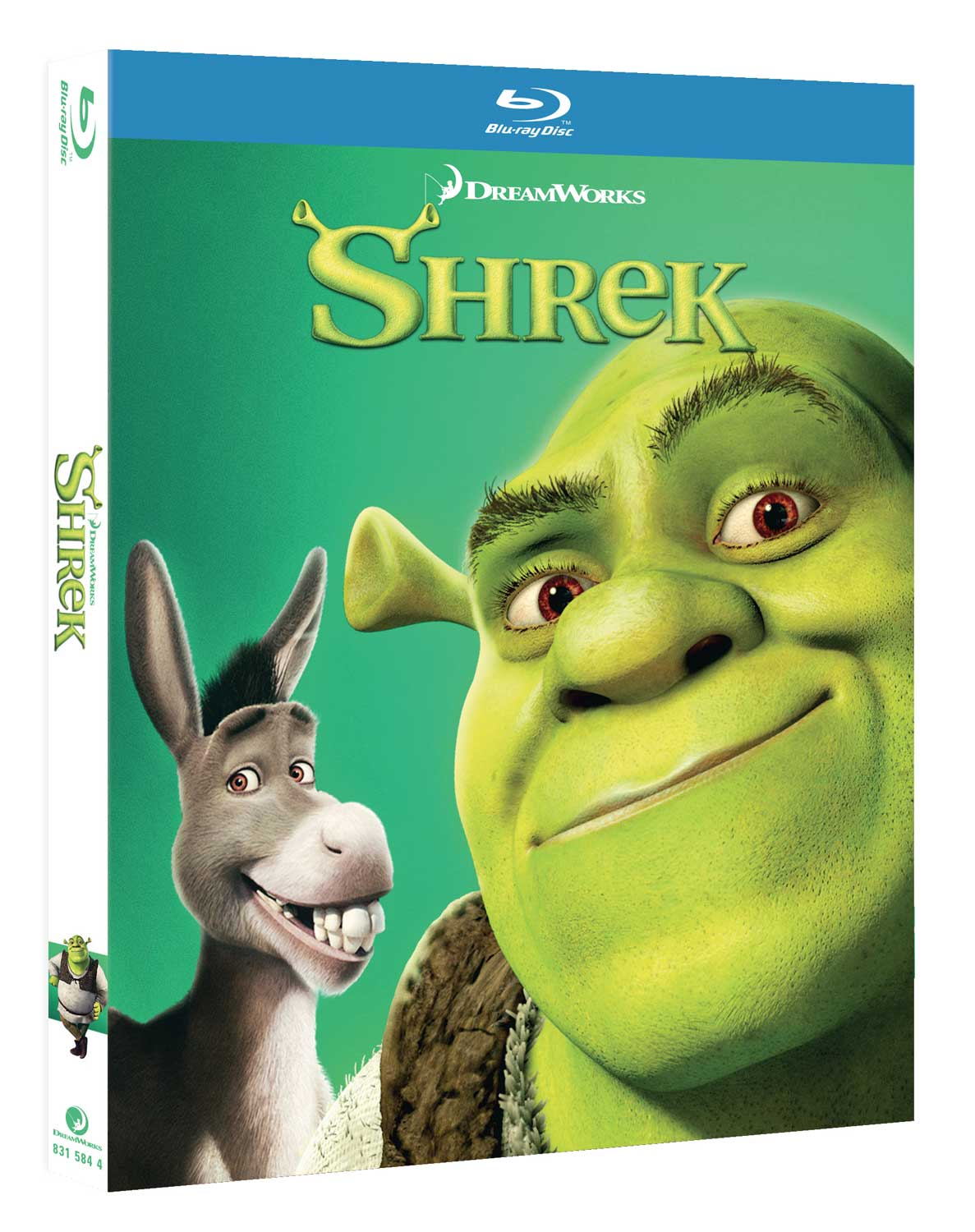 SHREK - BLU RAY
