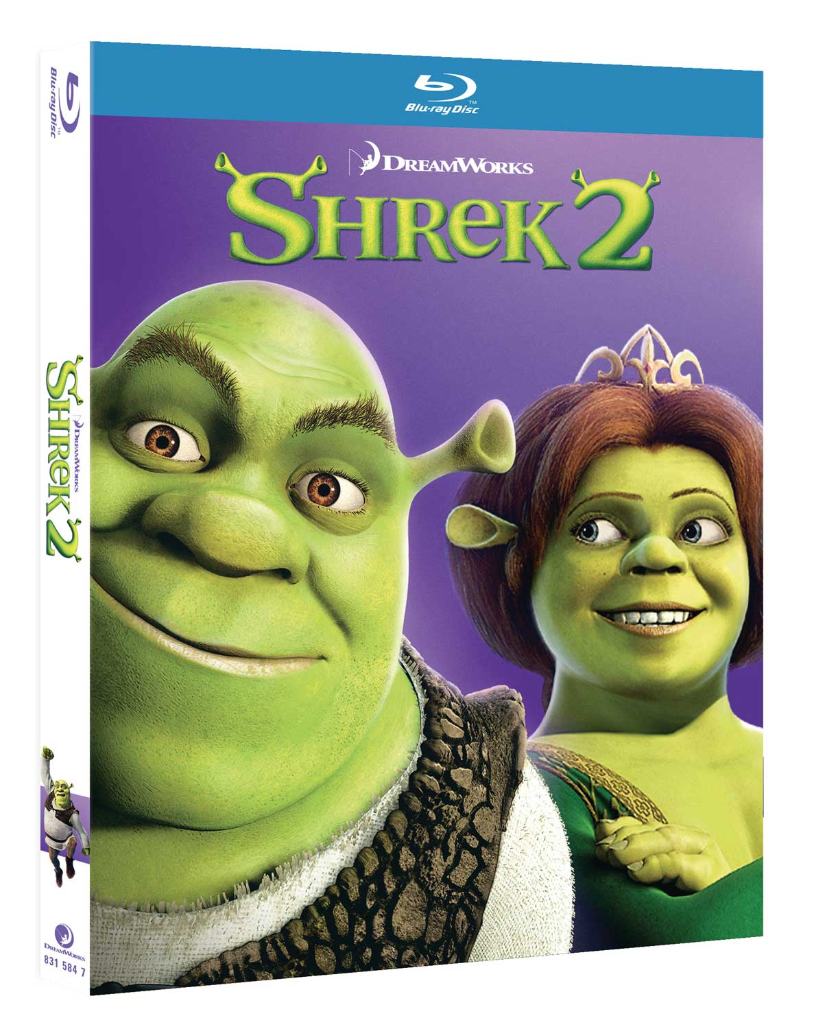 SHREK 2 - BLU RAY