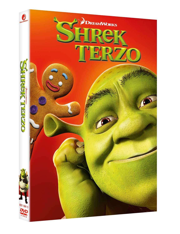 SHREK 3 (DVD)