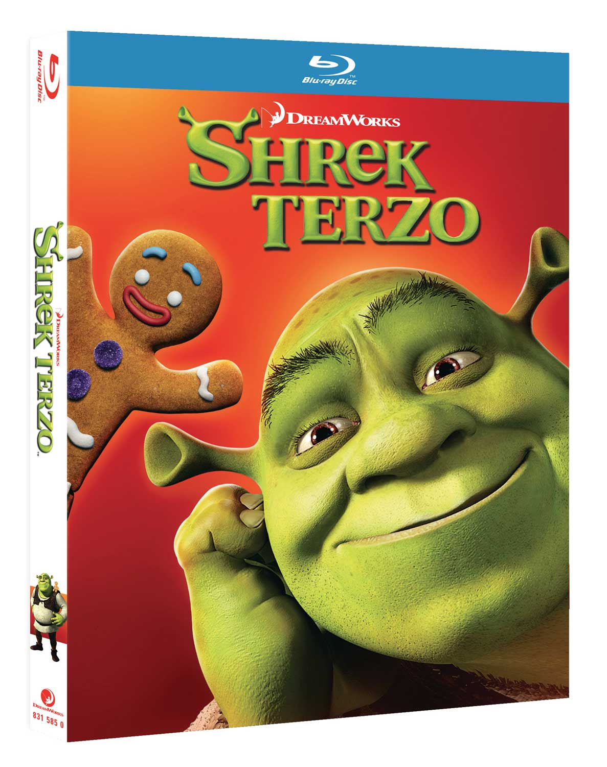 SHREK 3 - BLU RAY