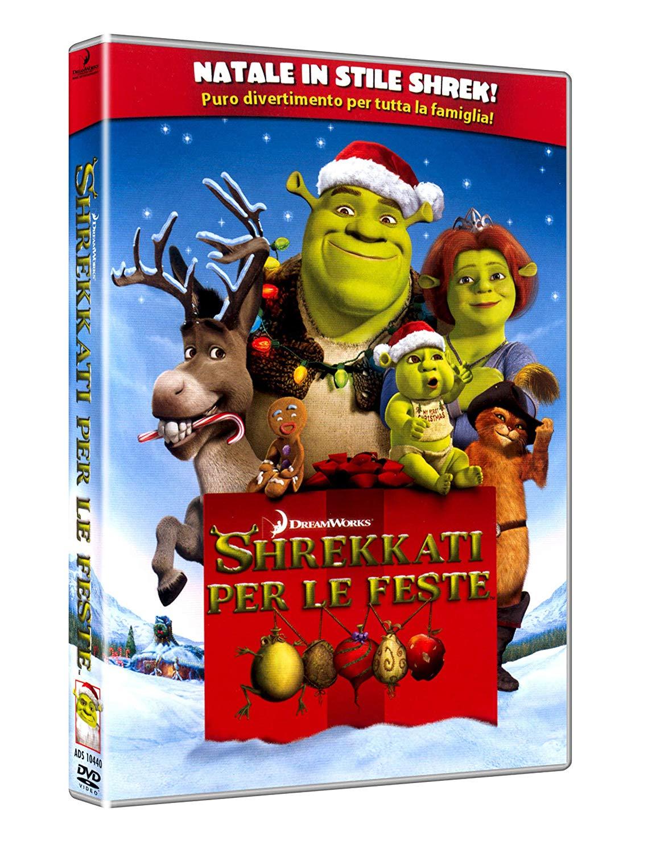SHREKKATI PER LE FESTE (DVD)