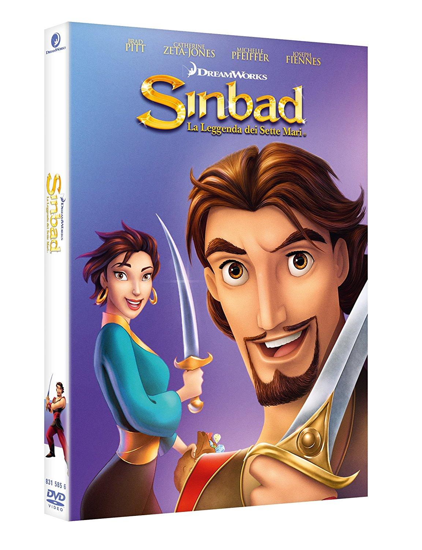 SINBAD - LA LEGGENDA DEI SETTE MARI (DVD)