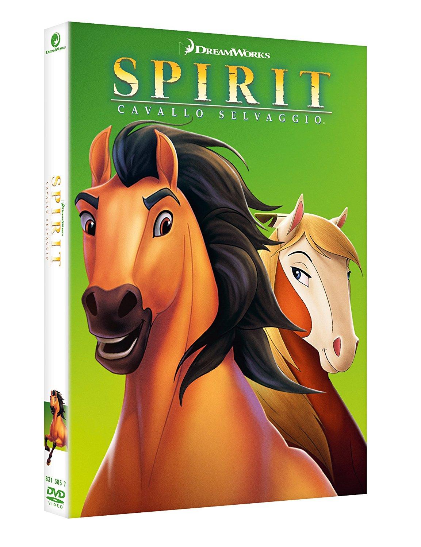 SPIRIT - CAVALLO SELVAGGIO (DVD)