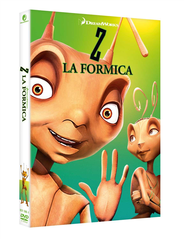 Z LA FORMICA (DVD)