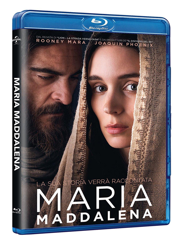 MARIA MADDALENA - BLU RAY